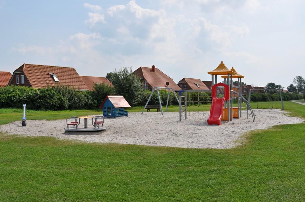 Spielplatz Neßmersiel